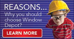 Reasons to choose Window Depot